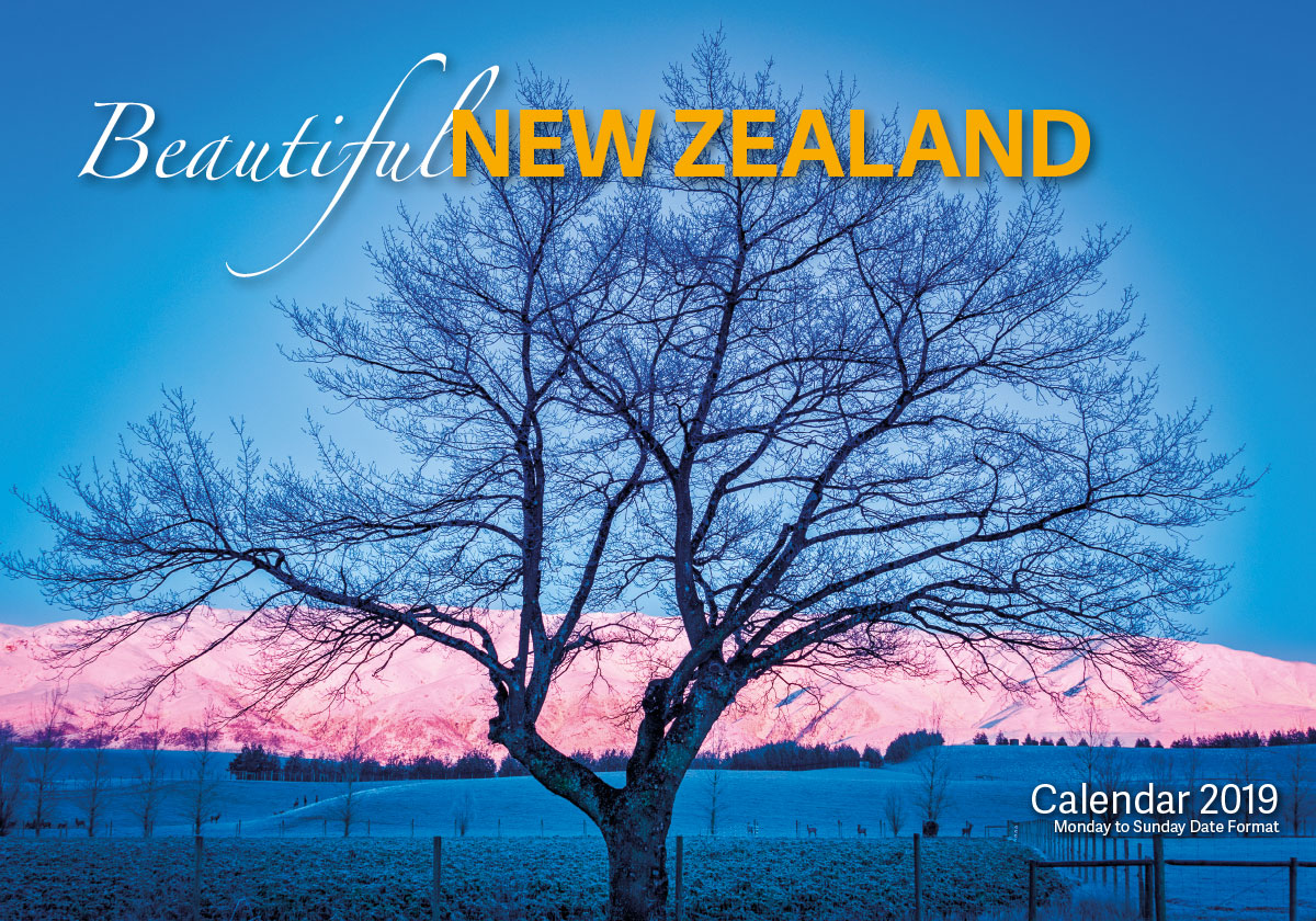 Beautiful New Zealand : Corporate 2019