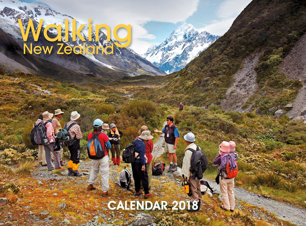 Walking New Zealand : Corporate 2018