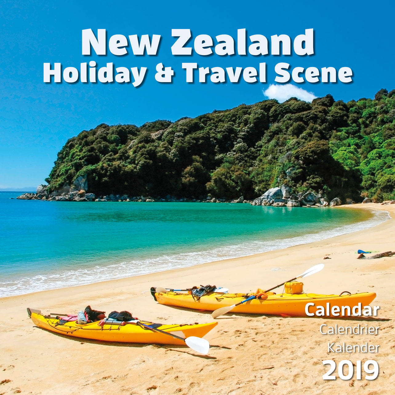 New Zealand Holiday and Travel Calendar 2019