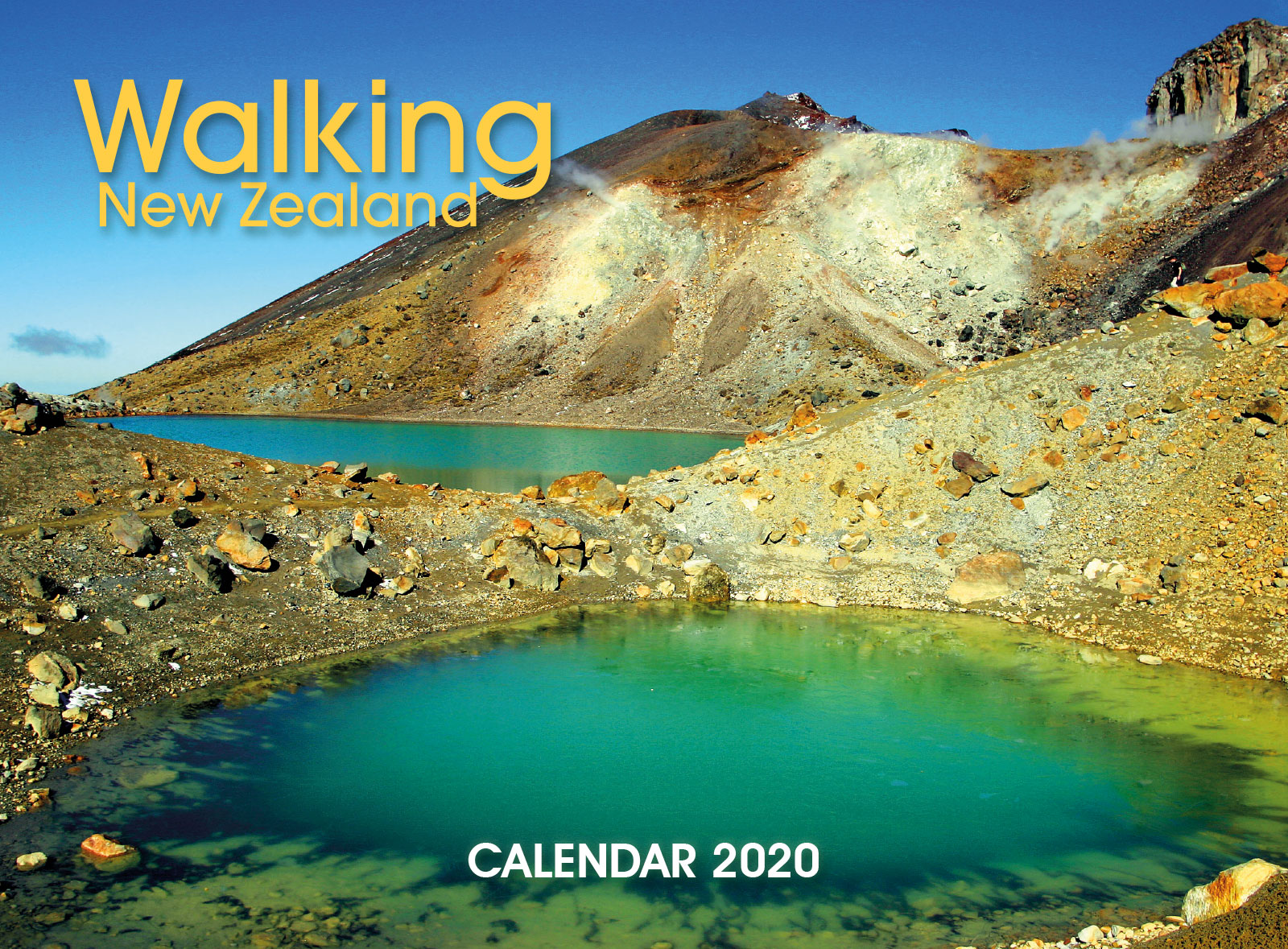 Walking New Zealand 2019
