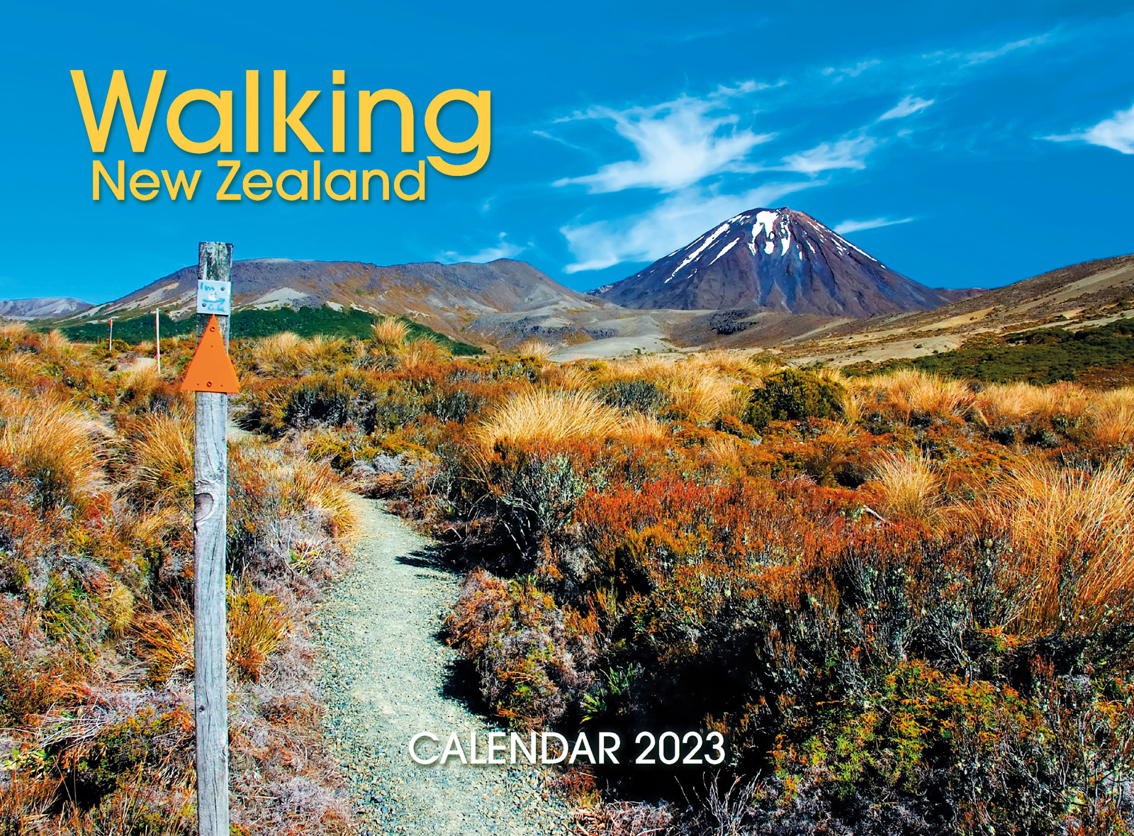 Walking New Zealand 2021
