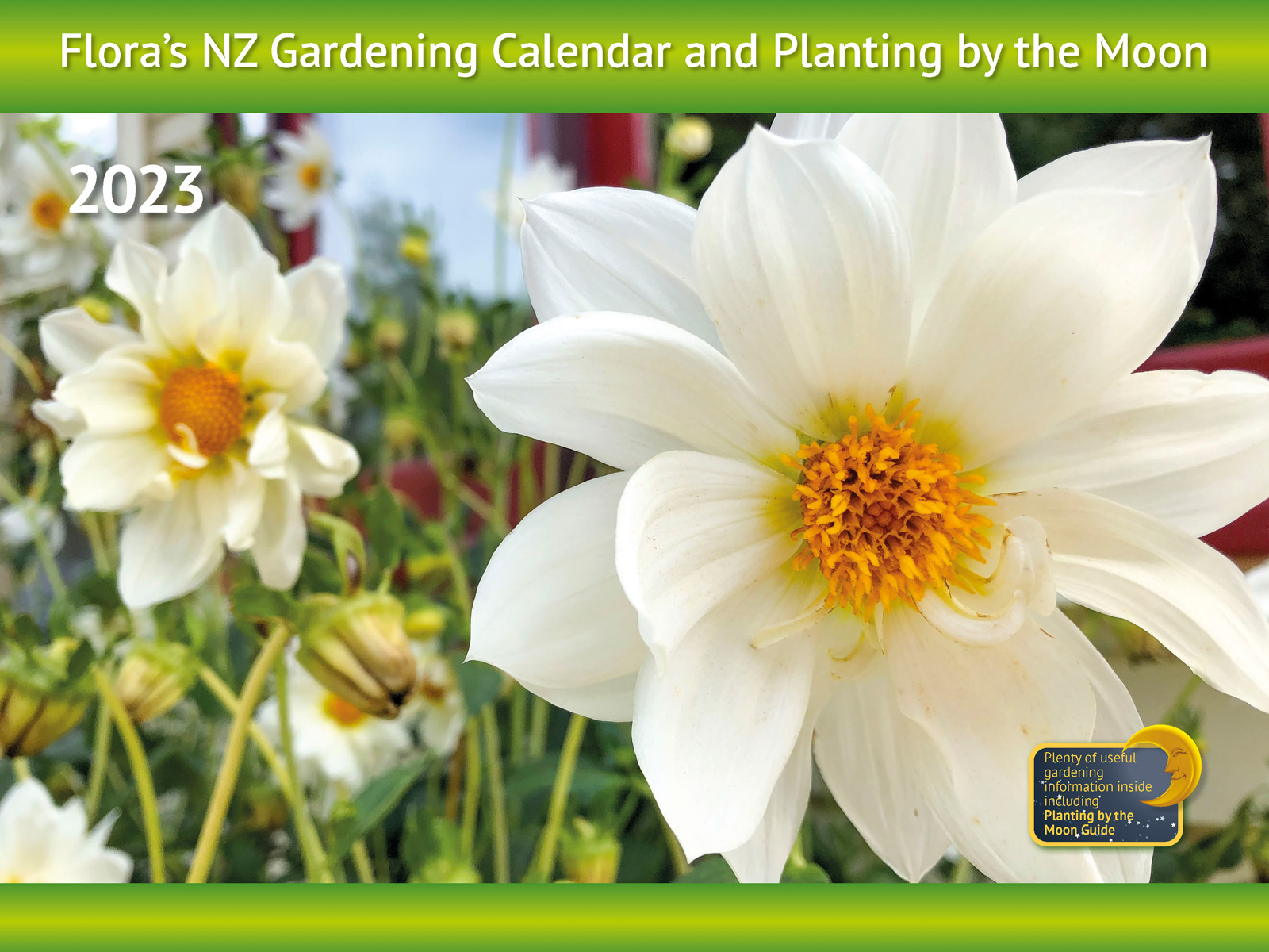 Flora's Gardening Calendar and Planting by the Moon 2022