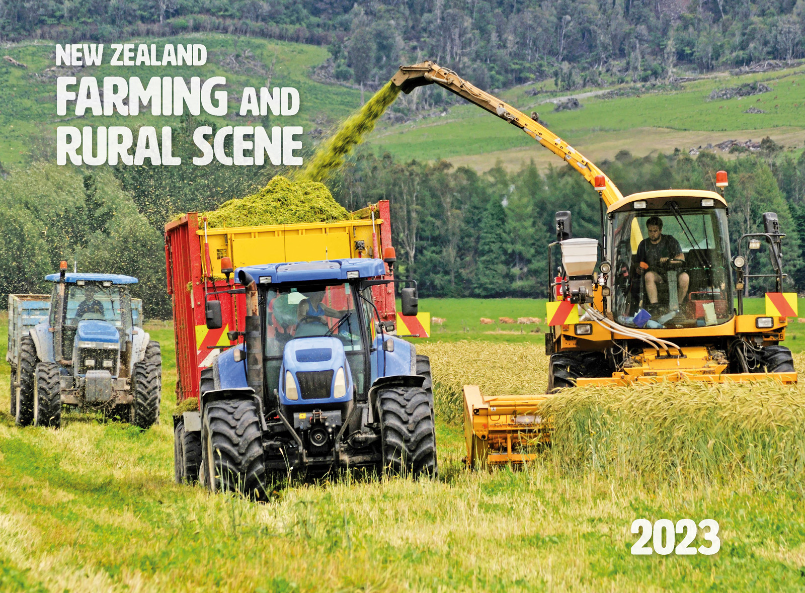 New Zealand Farming and Rural Scene 2021