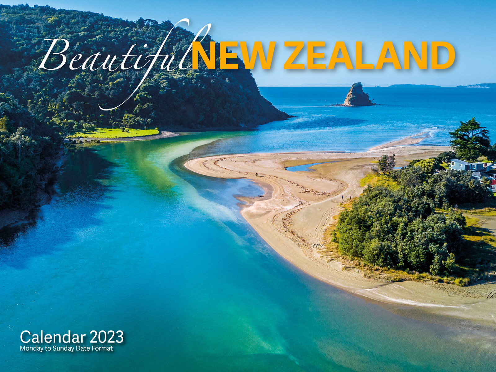 Beautiful New Zealand 2022