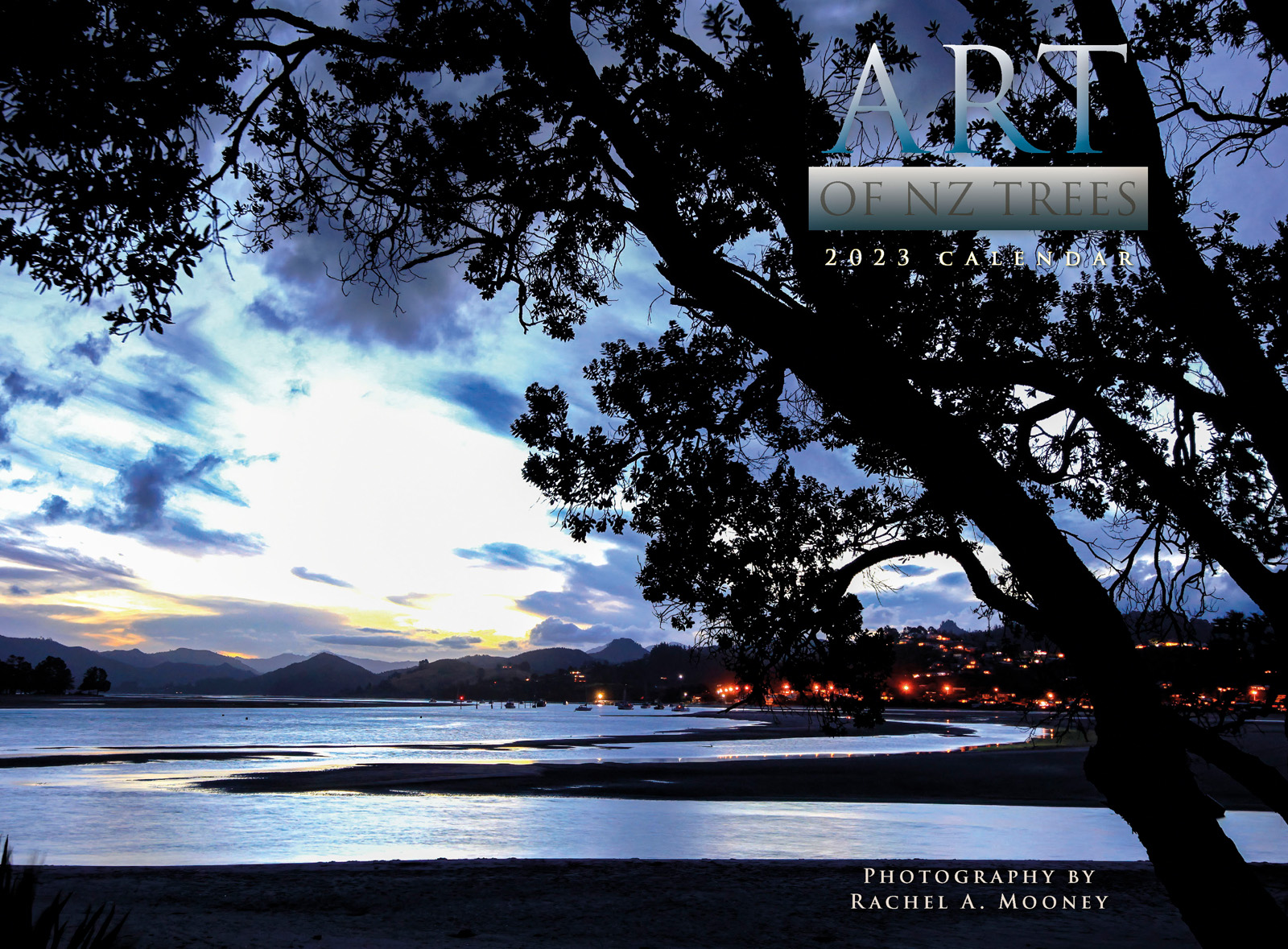Art of New Zealand Trees 2021