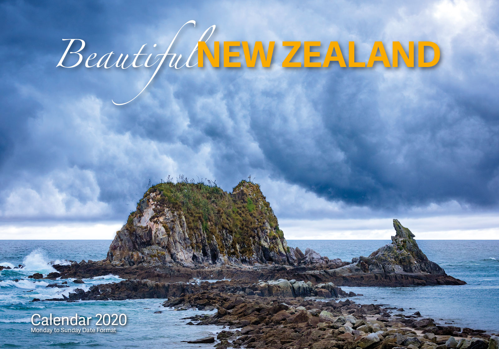 Beautiful New Zealand 2019