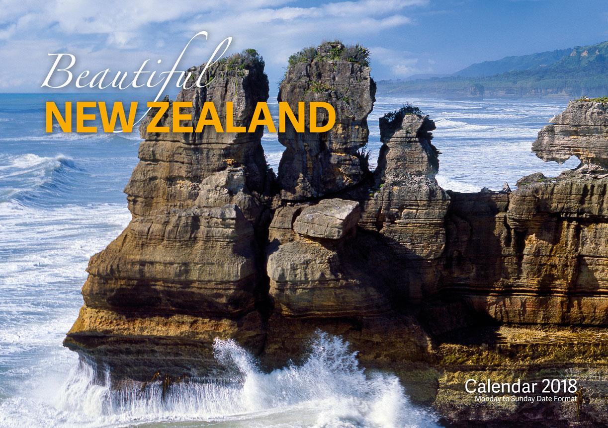 Beautiful New Zealand 2018