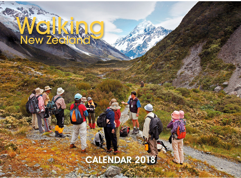 Walking New Zealand 2018